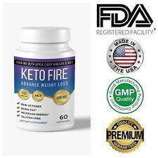 Keto Diet Pills With Apple Cider Weight Loss Supplements Fat Burn & Carb Blocker