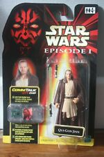 STAR WARS - qui-gon jinn - 1999 figure BOXED