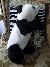 "TY Classic Panda Bear 20"" Plush 2001 Stuffed Animal"