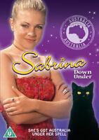 Sabrina - Down Under DVD (2018) Melissa Joan Hart, Koch (DIR) cert U ***NEW***