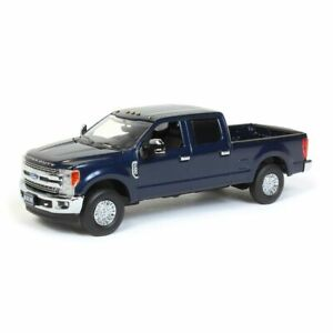 1/50 Diecast Blue Jeans Ford F-250 Super Duty Pickup Truck By First Gear 50-3417
