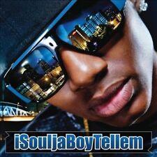 iSouljaBoyTellem by Soulja Boy Tell Em (CD, Dec-2008, ColliPark Records)