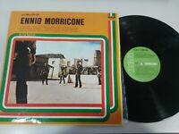 Ennio Morricone Lo mejor de Soundtrack LP vinyl 1972 VG/VG Spanisch Edition