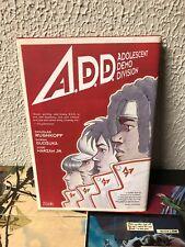 ADD Adolescent Demo Devision Vertigo Comics 2011 1st Edit HC NEW UNREAD Reg $25