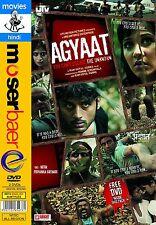 AGYAAT (NITIN, PRIYANKA KOTHARI) - BOLLYWOOD HINDI MOVIE DVD
