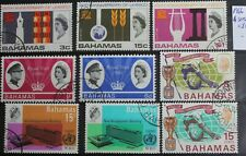 Bahamas – 1960s – 4 Sets – Superb Used -  (Se1-E)