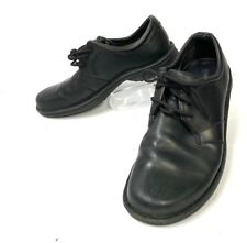 Timberland Pro Precise Fit System Shoes Men's 12-12.5  Black Leather  (SH35)