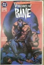 VENGEANCE OF BANE #1 1st Print KEY Issue 1st App Bane DC Comics Batman NM Unread