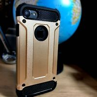 Apple iPhone 7 Urban Impact Resistant Military Grade Rugged Case Gold  ISPORT™