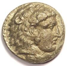 Alexander the Great III AR Tetradrachm Coin - 336-323 BC - XF Condition
