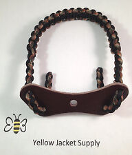 Lost Camo / Hidden Camo and Black Paracord Bow Wrist Sling