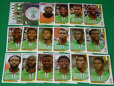 PANINI FOOTBALL JAPAN KOREA 2002 COUPE MONDE FIFA NIGERIA