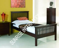 Stylish Wooden Single Bed !!