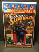 Superman Giant #7 Lois Deaths Walmart Exclusive Controversial 100 Page DC comic