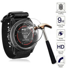 Film Guard Transparent Tempered Glass Screen Protector For Garmin Fenix 5 Watch