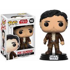 Funko Pop Bobble Star Wars E8 TLJ Poe Dameron