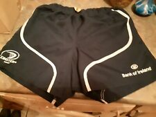 Leinster rugby match worn shorts Heineken cup 2011