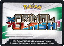 x10 Primal Clash (PRC) Pokemon TCGO OnLine Code Cards