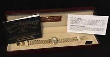 Jules Jürgensen Ladies Genuine Gemstone Saphire Bracelet Watch