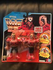 WWF Hasbro MOC Spanish Carded Legion Of Doom
