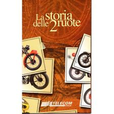 2002 Used Phonecards The History Of 2 Wheels Folder 8 Tiles New MF60335