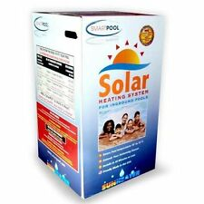 SMART POOL SOLAR POOL HEATER KIT - COVERS POOLS UP TO 24' ROUND
