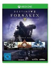 Microsoft XBOX - One XBOne Spiel Destiny 2 Forsaken Legendary Collection NEU NEW