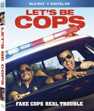 Let's Be Cops [New Blu-ray] Digitally Mastered In Hd, Digital Theater System,