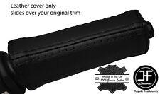 Puntada de freno de mano mango BASILL Negro Funda Para Land Rover Discovery 200 300 96-04