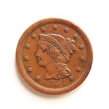 1854 usa un centesimo SNo48300
