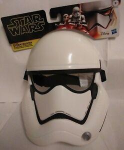 Star Wars Stormtrooper Mask First Order Hasbro Disney