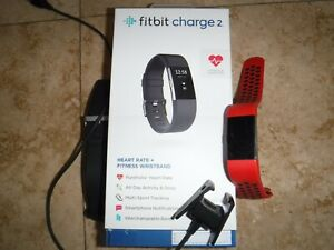 Fitbit Charge 2 Activity Tracker, Stairs,Walking,Sleep Tracking, Heart Rate