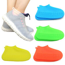 Reusable Silicone Overshoes Waterproof Shoe Covers Boot Cover Protector Non Slip