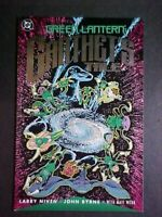 GREEN LANTERN: GANTHET'S TALE ONE-SHOT! NIVEN/BYRNE! NM 1992 DC COMICS