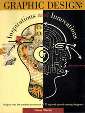 Graphic design: Inspirations and innovation- 1995- North Light Books-  SC105