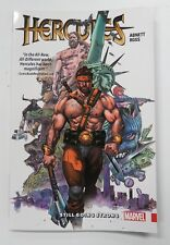 Hercules Still Going Strong Marvel Graphic Novel Comic Book