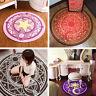 Card Captor Sakura Magic Figure Printed Floor Mat Round Rug Door Room Mat Carpet
