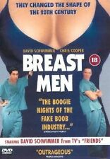 BREAST MEN DAVID SCHWIMMER CHRIS COOPER LOUISE FLETCHER CINEMA CLUB UK DVD L NEW