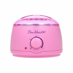 Hair Removal Wax Warmer Heater Depilatory Home Waxing Kit Beans & Sticks