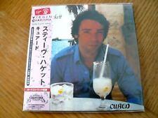 Steve Hackett - Cured - Japan Mini LP CD - VJCP-68800 - (Genesis) -