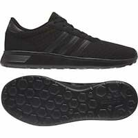 Adidas Mens Lite Racer Trainers (Black)