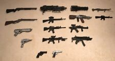 GUNS RIFLES FIREARMS ACCESSORIES LOT Of 16 Marvel Legends 6in. #7489