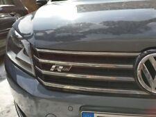 p6zw, 3D Car Logo Grille Sticker R line Badge Emblem VW Volkswagen Rline