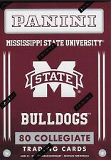 2016 Panini Mississippi State Unv Bulldogs Multi-Sport Trading Cards Blaster Box