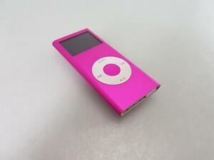 Apple iPod Nano 2nd Gen A1199 4GB Pink A1199