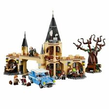 Harry Potter Hogwarts Whomping Willow Castle Building Bricks Toy Age 8-14 75953