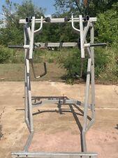 Jammer, Hammer Strength bench / incline chess press weight machine gym equipment