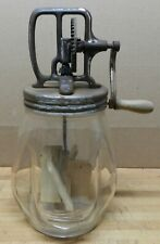 Antique Dazey Butter Churn No 4 Qt Daisy Corp old handle & crank great condition