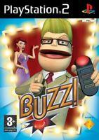 PS2 / Sony Playstation 2 - Buzz!: Das Musik-Quiz nur Software ENGLISCH mit OVP