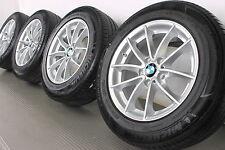 Original BMW X3 F25 X4 F26 17 Zoll Alufelgen 304 V-Speiche Sommerräder RDK B2